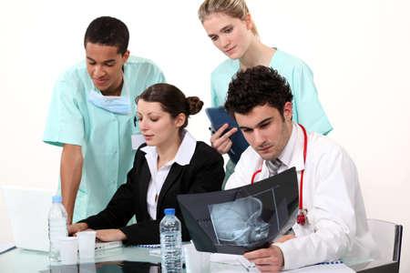 Medical team Stock Photo - 17732829