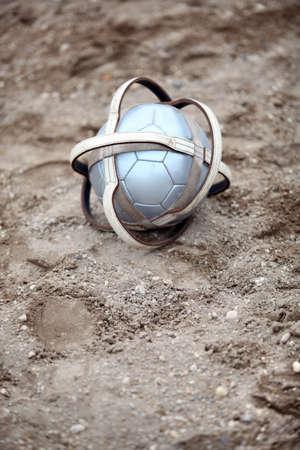 imprisoned: Imprisoned football