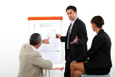 advising: Business presentation