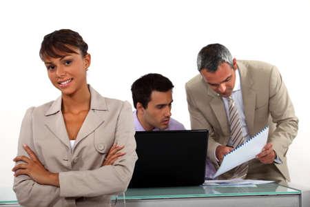 collaborators: Collaborators in office