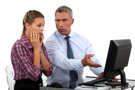 heartbreak issues: Boss angry with secretary