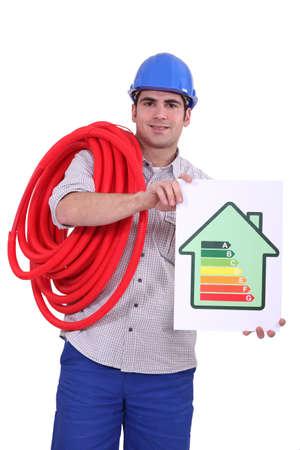 journeyman technician: Check your energy consumption.