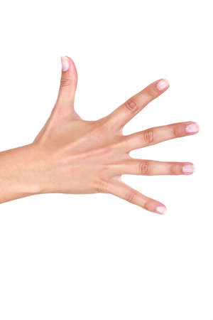 Female hand photo
