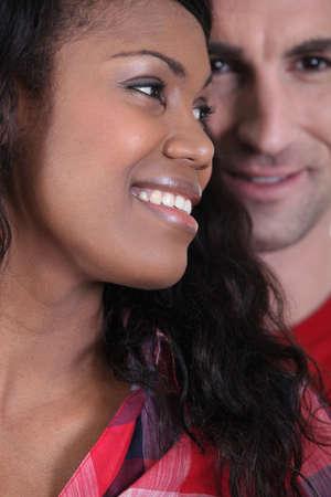 couple interracial