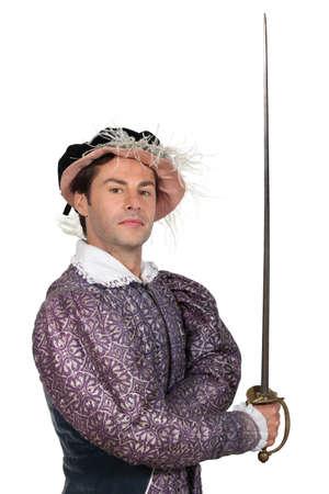 vestidos de epoca: Hombre en TudorCostume