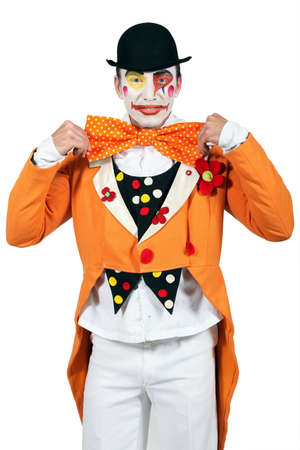 Clown Stock Photo - 18816351