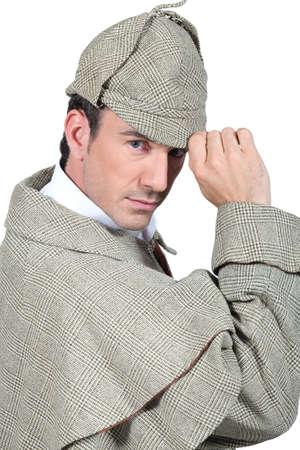sherlock holmes: Detective costume