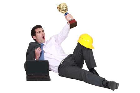 Victorious Executive photo