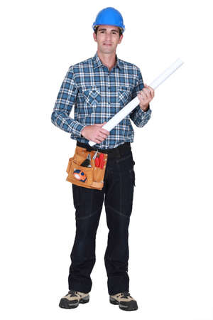 Craftsman Stock Photo - 19144491