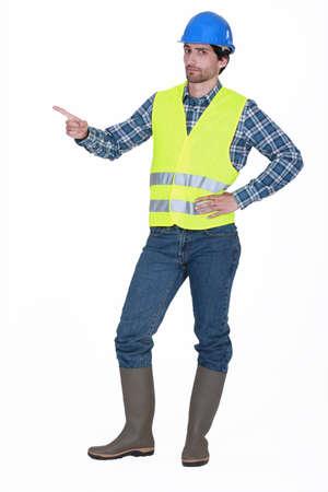 tasker: Builder pointing