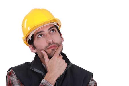 think safety: Pensive builder