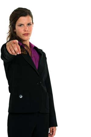 obedecer: Yo soy el jefe!