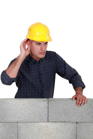 hard look: Builder listening