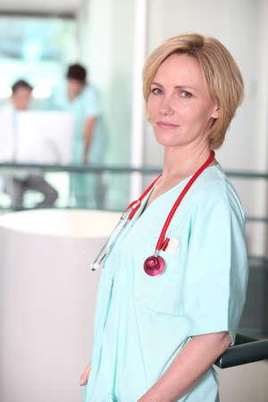 registered nurse: Nurse