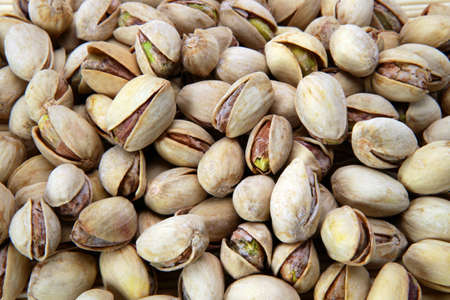 pistachios: Pistachio nuts Stock Photo
