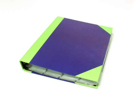 Document binder photo