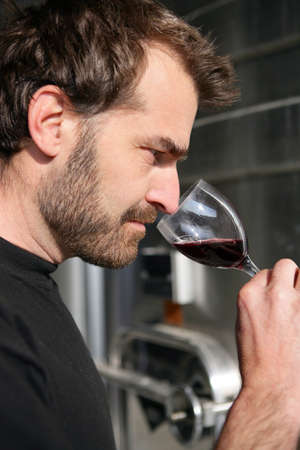 Wine connoisseur photo