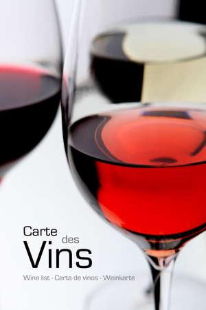 carte: Wine list