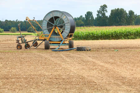 extensive: agricultural machinery