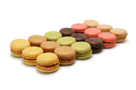 Macaroon selection photo
