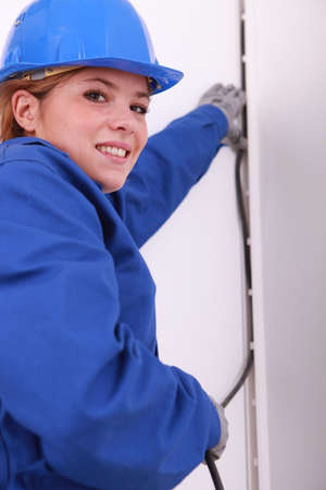 Electrician Stock Photo - 22400009