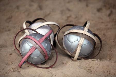 cavalryman: Balls of horse-ball