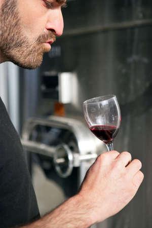 Wine producer photo