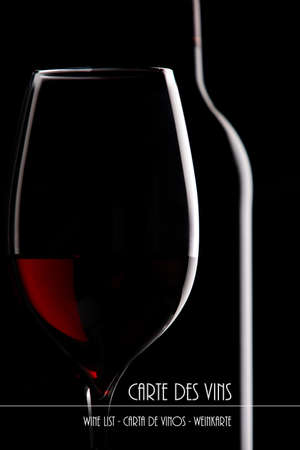 des vins: Wine list