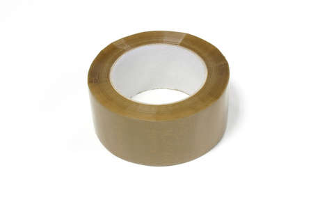 gaff: Brown sticky tape
