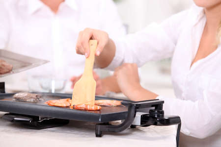 griddle: Convivial kitchen