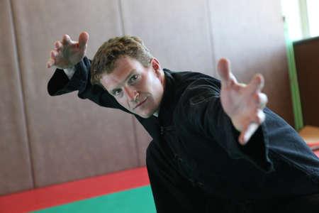 martial arts master photo