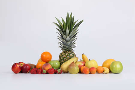 heterogeneity: various fruits