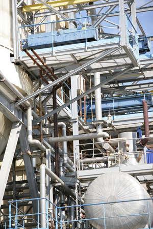 contaminacion acustica: Planta industrial