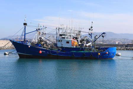 Trawler photo