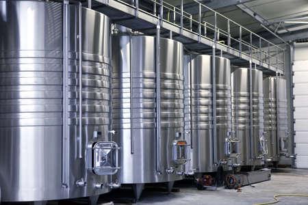 wine grower: distillation process