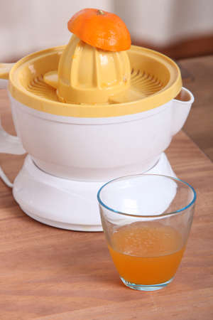 Orange juicer photo