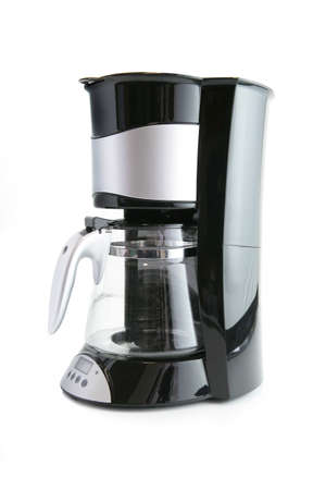 Coffe machine Stock Photo