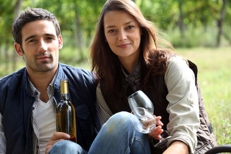 wine grower: Wine Tasting