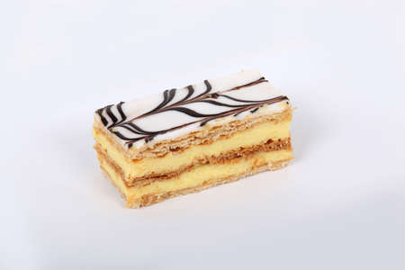 mille: Slice of millefeuille