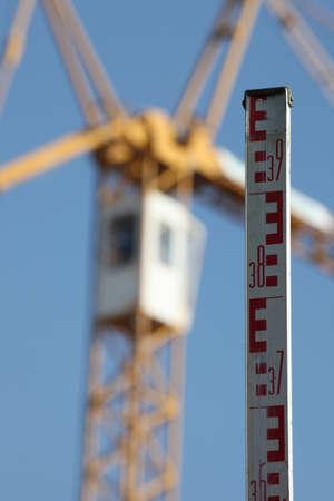Site being surveyed photo