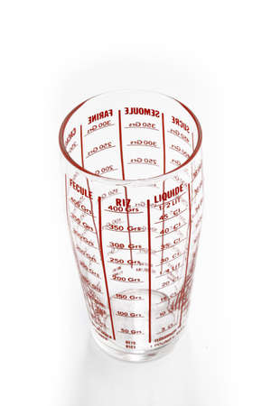 ideal: French measuring jug Stock Photo
