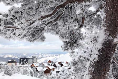 laden: Mountain resort