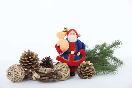 decs: Christmas decorations