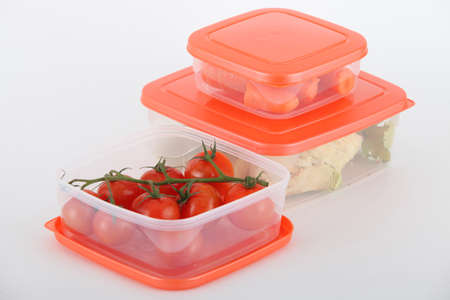 pileup: Three lunchboxes