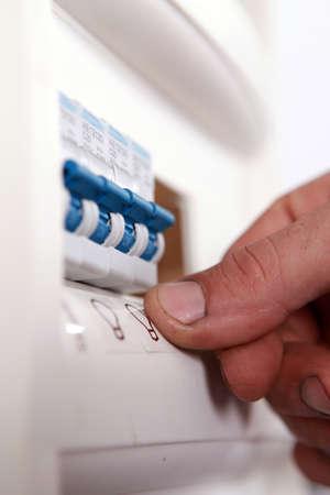 contador electrico: Contador eléctrico
