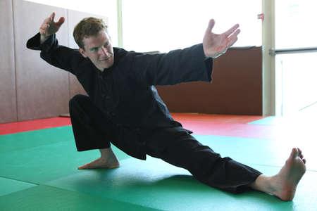 Martial arts photo
