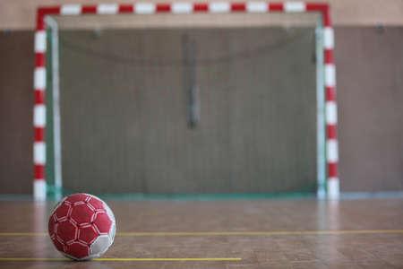 Ball vor dem Tor