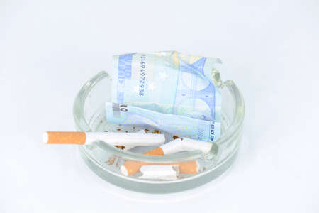 expensive: Smoking is an expensive habit