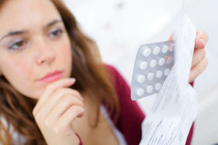 contraceptive: Worried about taking contraceptive pill
