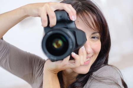 photographer: Female photographer